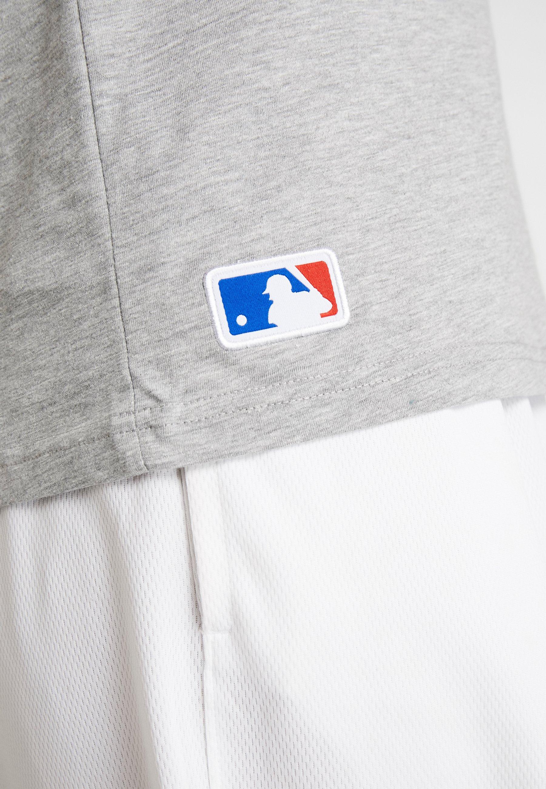 New Era MLB FAR EAST TEE DETROIT TIGERS - T-shirt imprimé light grey heather