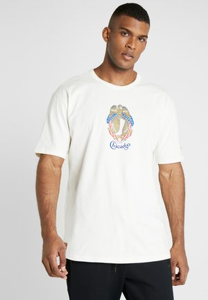 MLB HERITAGE TEE CHICAGO WHITE SOX - Print T-shirt - optic white