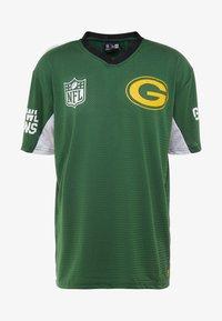 New Era - NFL TEE BAY PACKERS - Klubbkläder - cilantro green - 4