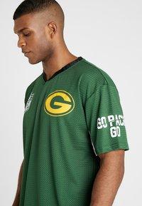 New Era - NFL TEE BAY PACKERS - Klubbkläder - cilantro green - 3
