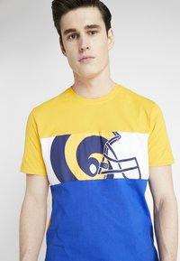 Fanatics - NFL LOS ANGELES PANNELLED - Article de supporter - blue - 3
