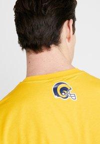 Fanatics - NFL LOS ANGELES PANNELLED - Fanartikel - blue - 5