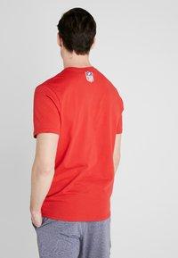Fanatics - NFL PANNELLED SHORT SLEEVE - Voetbalshirt - Land - dark blue - 2