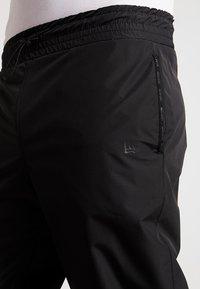 New Era - TECHNICAL TRACK PANT - Trainingsbroek - black - 4