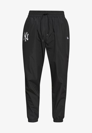 MLB TRACK PANT NEW YORK YANKEES - Club wear - black
