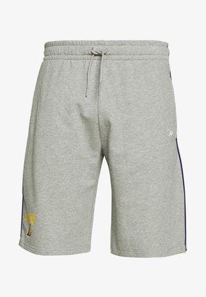 NBA PIPING LOS ANGELES LAKERS - Korte broeken - grey