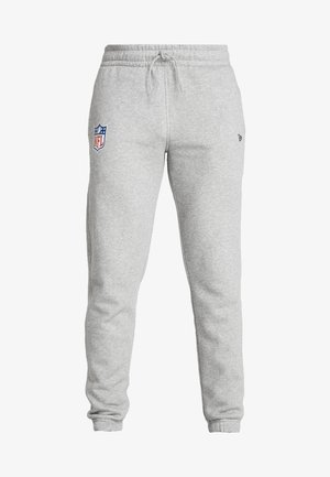 NFL SHIELD JOGGER - Tracksuit bottoms - grey heather