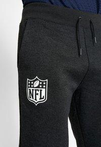 New Era - NFL HEATHER - Trainingsbroek - graphite - 4