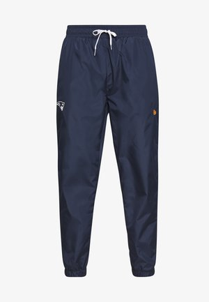 NFL TRACK PANT NEW ENGLAND PATRIOTS - Article de supporter - dark blue