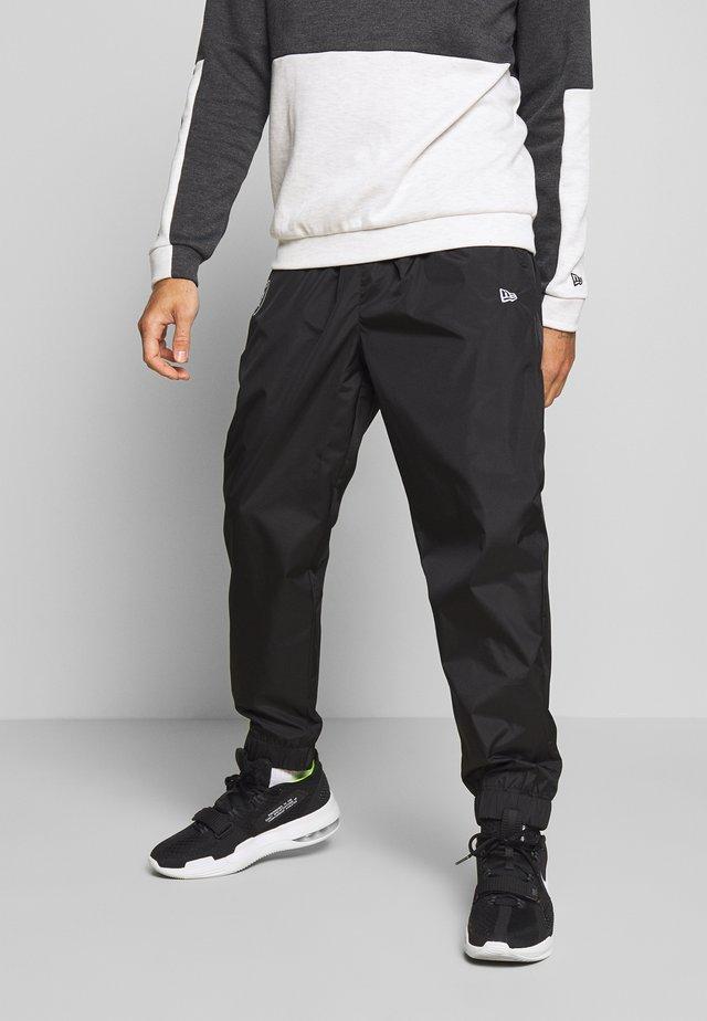 NFL TRACK PANT OAKLAND RAIDERS - Klubbkläder - black