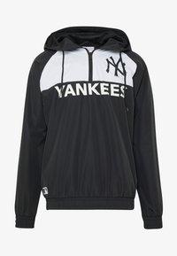New Era - MLB WINBREAKER NEW YORK YANKEES - Veste coupe-vent - black - 4