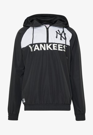 MLB WINBREAKER NEW YORK YANKEES - Windjack - black