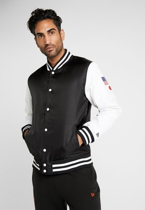 FAR EAST VARSITY JACKET - Veste de survêtement - black