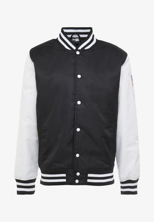 FAR EAST VARSITY JACKET - Trainingsvest - black