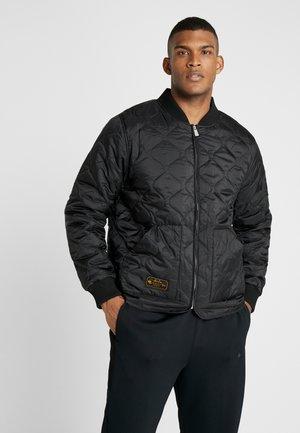 HERITAGE LINER JACKET - Training jacket - black