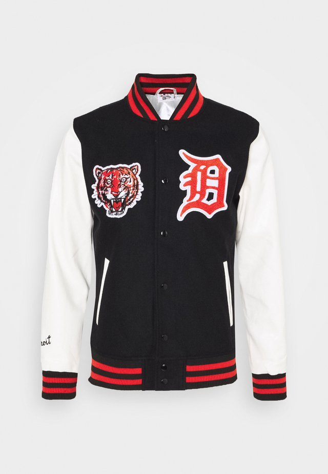 DETROIT TIGERSCOOPERSTOWN JACKET - Giacca sportiva - navy