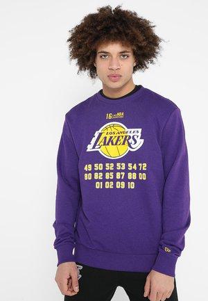 NBA LA LAKERS - Vereinsmannschaften - purple