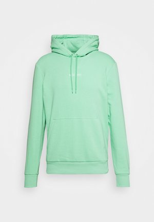 NEW ERA ESSENTIAL HOODY - Hoodie - green