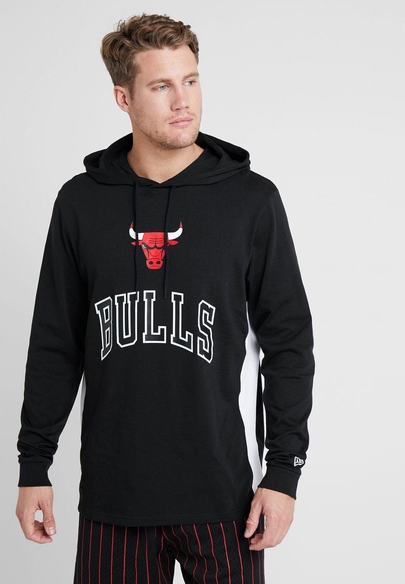 New Era - NBA CHICAGO BULLS HOODIE - Club wear - black