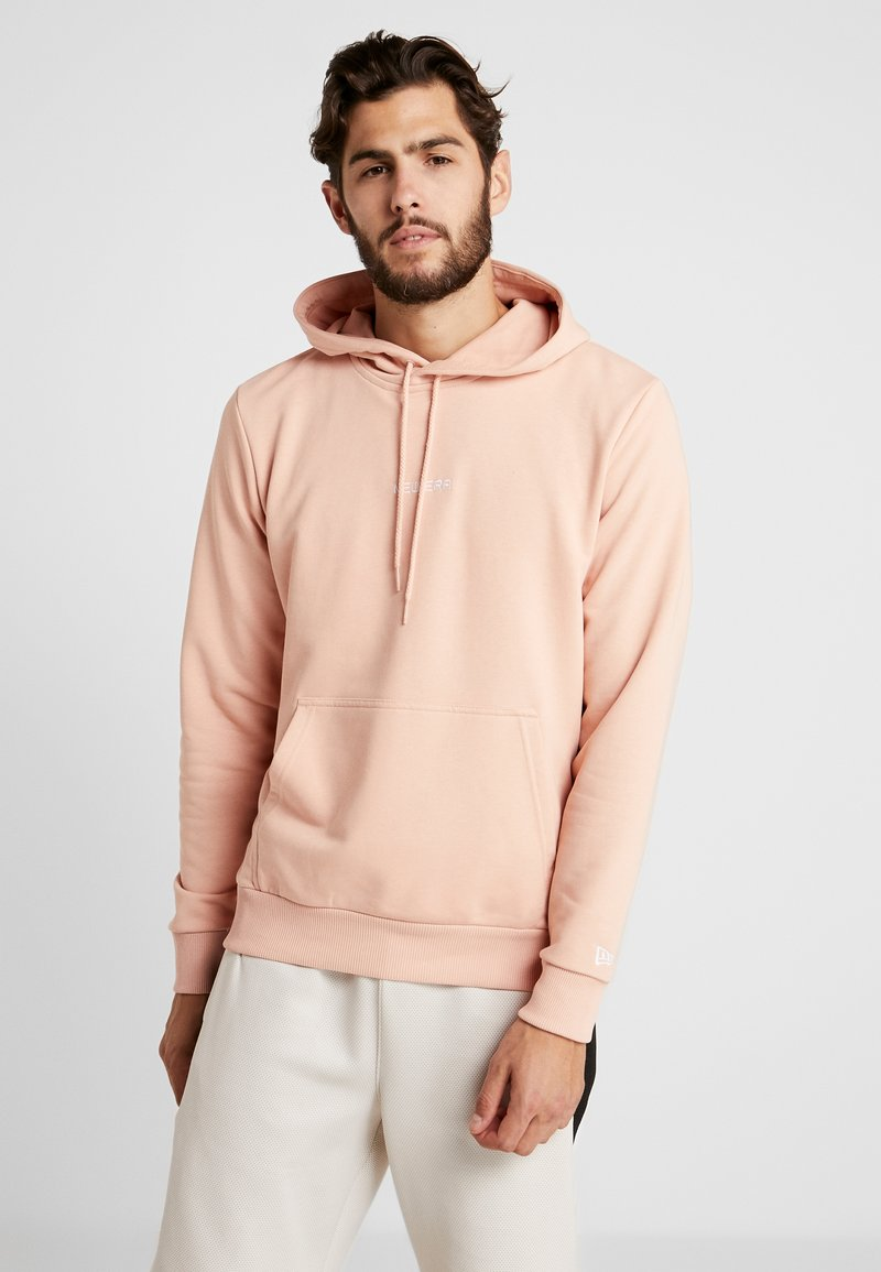 New Era - ESSENTIAL HOODY - Huppari - mottled pink