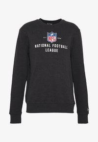 New Era - NFL LEAGUE ESTABLISHED CREW NFL GENERIC LOGO - Mikina - dark grey - 4