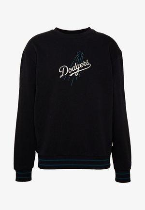 MLB HERITAGE SCRIPT CREW LOS ANGELES DODGERS - Klubbkläder - navy