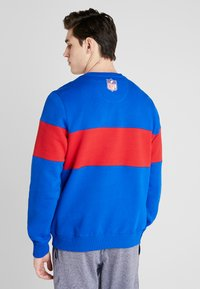Fanatics - NFL PANNELLED CREW NECK - Pelipaita - dark blue - 2