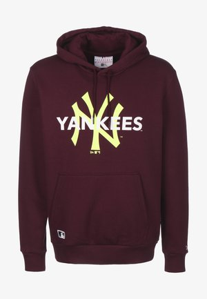 MLB NEW YORK YANKEES - Sweat à capuche - red