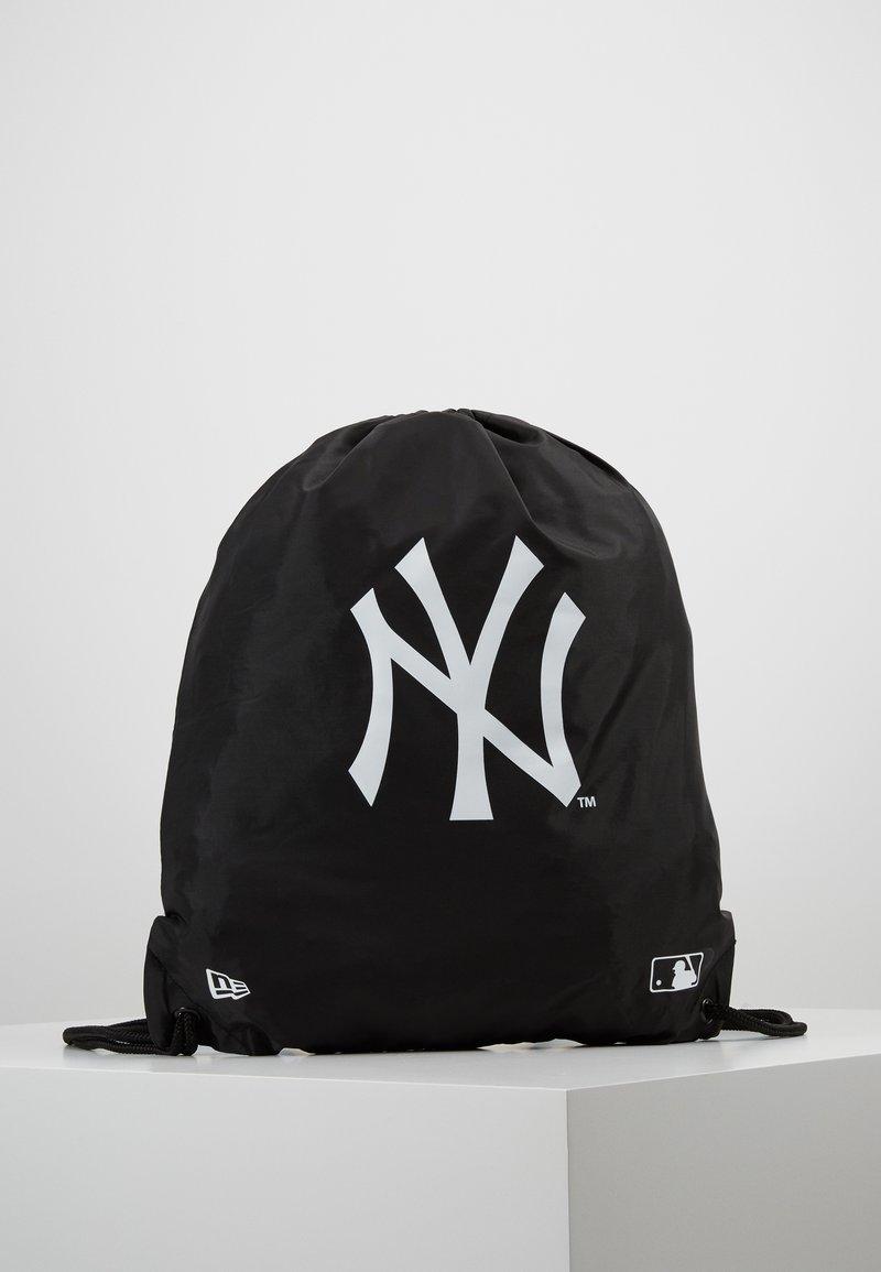 New Era - NEW YORK YANKEES GYMSACK - Gympapåse - black