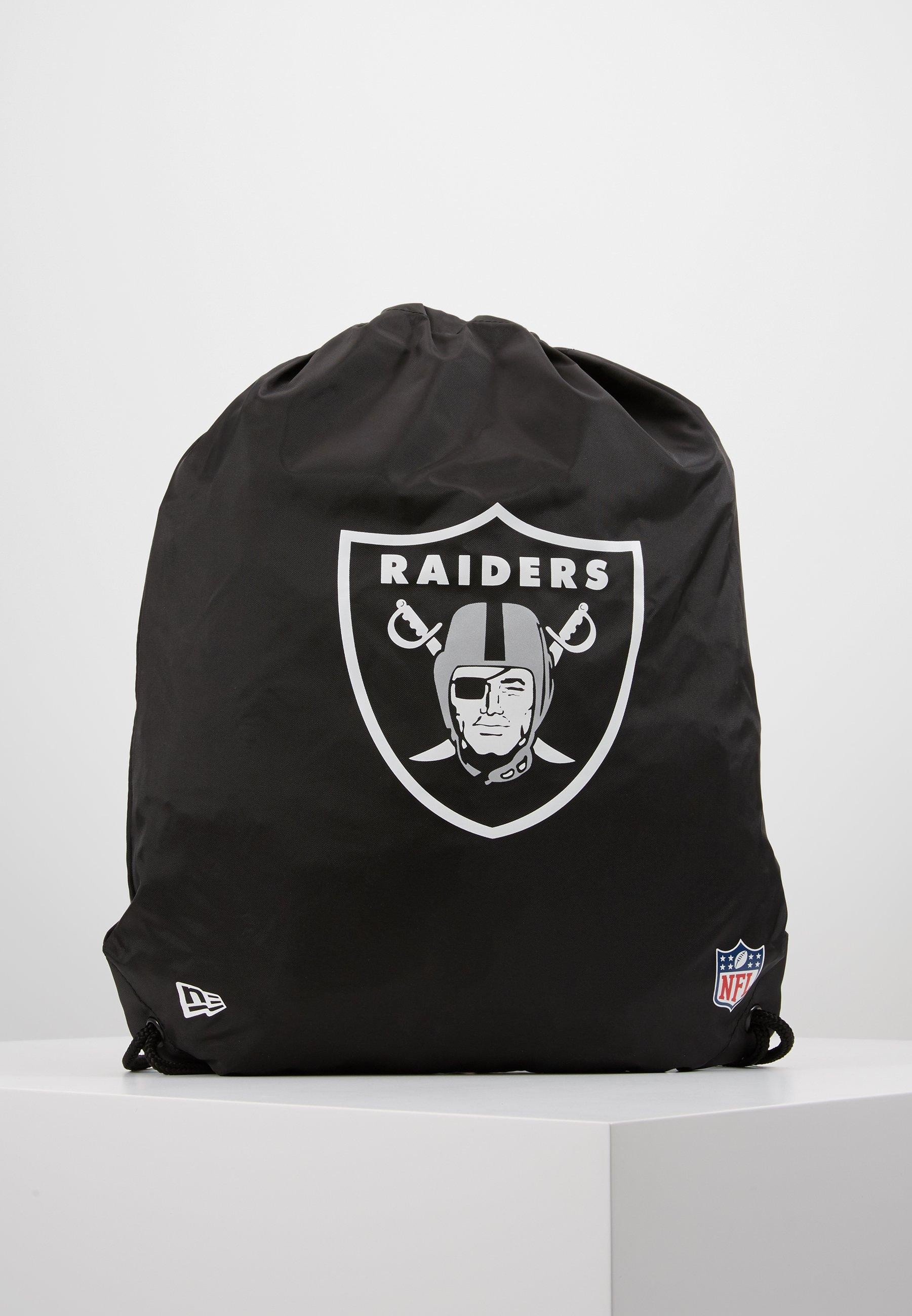 Nfl GymsackSac Oakland De Era Raiders New Black Sport ZOPkXuilwT
