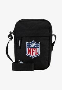 New Era - NLF SIDE BAG - Across body bag - black - 5