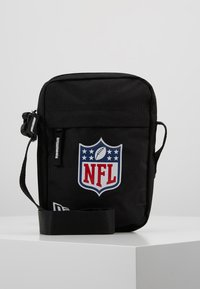 New Era - NLF SIDE BAG - Across body bag - black - 0