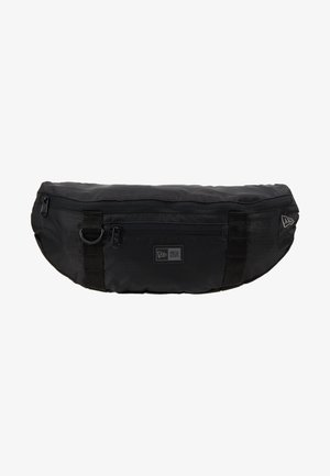 WAIST BAG LIGHT - Saszetka nerka - black