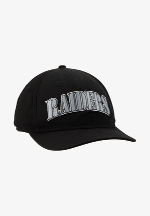 NFL OAKLAND RAIDERS PRECURVED - Cap - black