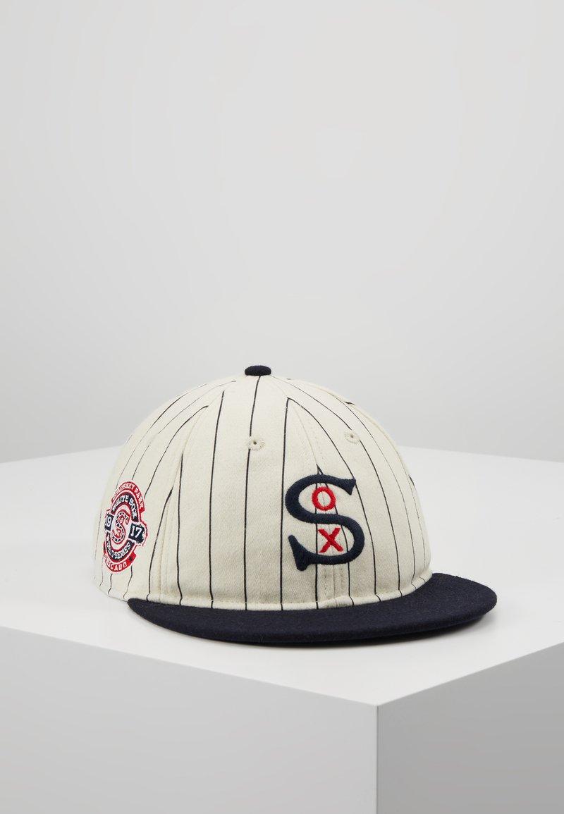 New Era - MLB CHICAGO COP FLANNEL - Lippalakki - black