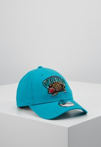 New Era - NBA MEMPHIS GRIZZLIES HARDWOOD CLASSICS NIGHTS SERIES FORTY  - Pet - mottled teal - 0