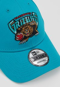 New Era - NBA MEMPHIS GRIZZLIES HARDWOOD CLASSICS NIGHTS SERIES FORTY  - Pet - mottled teal - 5