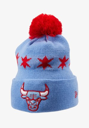 NBA CHICAGO BULLS OFFICIAL CITY SERIES - Bonnet - sky blue