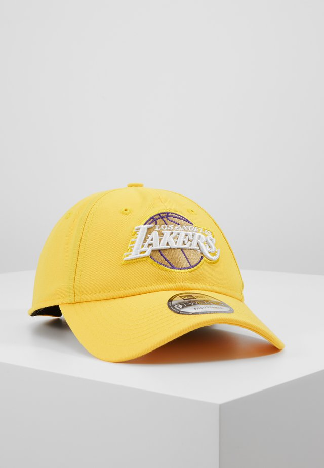 NBA LA LAKERS ALTERNATE CITY SERIES 9TWENTY - Kšiltovka - yellow