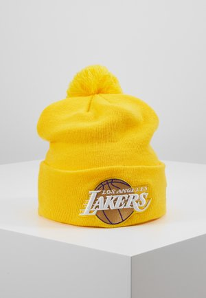 NBA LA LAKERS ALTERNATE CITY SERIES - Huer - yellow