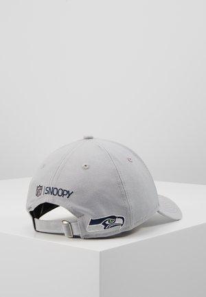 NFL PEANUTS  - Kšiltovka - grey