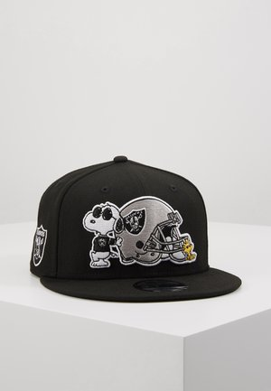 PEANUTS OAKRAI - Caps - black