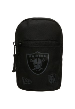 NFL OAKLAND RAIDERS MINI POUCH SCHLÜSSELTASCHE - Key holder - black