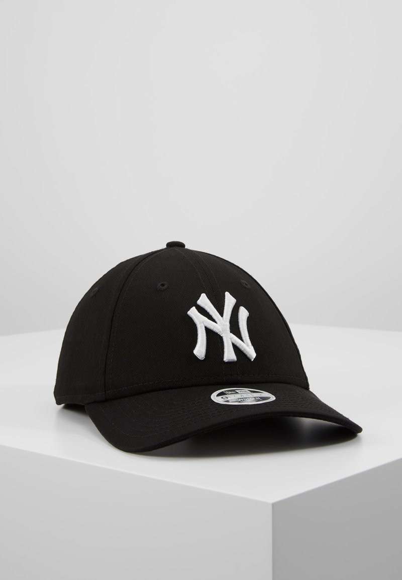 New Era - FEMALE LEAGUE ESSENTIAL 9FORTY - Cap - black/white
