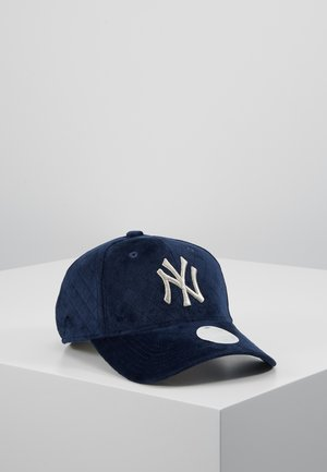 FEMALE WOMENS QUILTED FORTY - Cap - blue