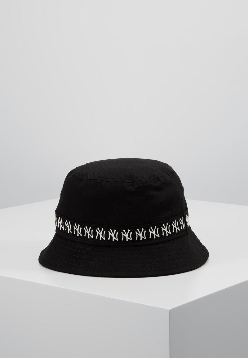 New Era - FALL BRIEF TAPE BUCKET - Hat - black