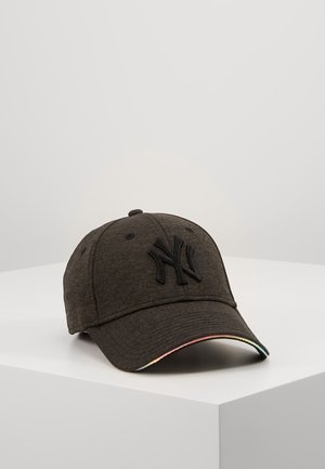 FEMALE WMNS IRIDESCENT 9FORTY - Kšiltovka - new york yankees blk