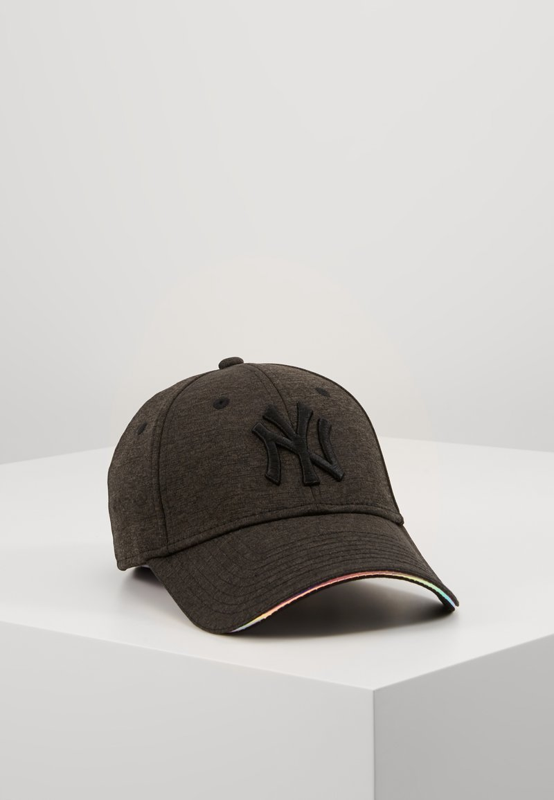 New Era - FEMALE WMNS IRIDESCENT 9FORTY - Cap - new york yankees blk