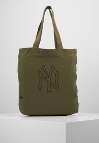 New Era - TOTE - Shopping bag - new olive/black - 0