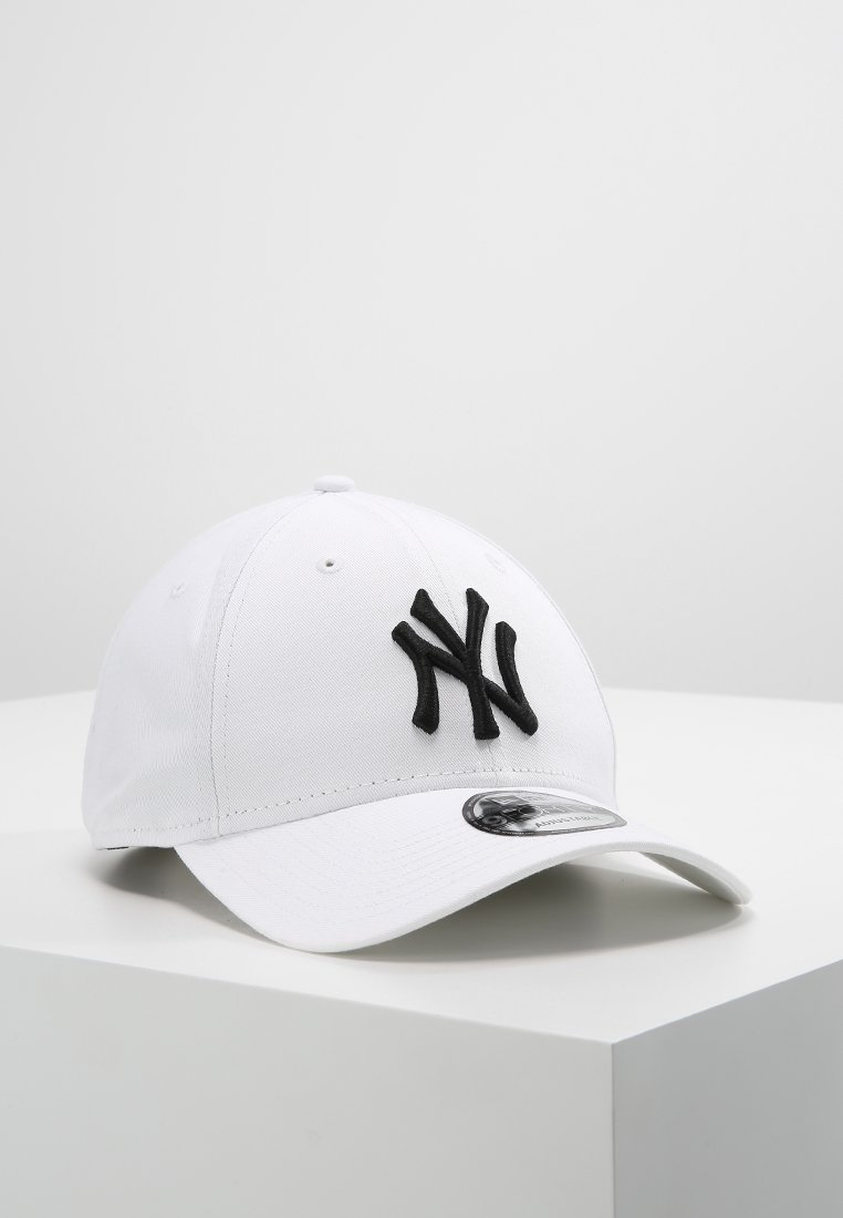 New Era - Kšiltovka - white/black